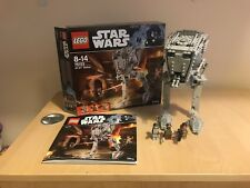 Lego Star Wars 75153 AT-ST Walker 100% Complete In Great Condition