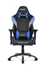 AKRACING Overture Gaming Chair – Blue  Office PC Ergonomic Seat