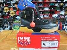 PATRICK EWING ATHLETICS 33 HI x RICK ROSS Black/Red/Gold 1BM00157-025