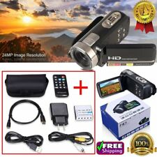 24MP 3.0'' HD 1080P TFT LCD USB Digital Video Camera Camcorder DV 16X Zoom IR US
