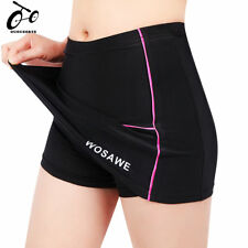 Women Cycling Summer Shorts Breathable Gel Padded Mini-Skirt Riding Bicycle Bike