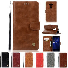 For Asus Zenfone 3 ZE552KL Luxury Magnetic Book Wallet Leather Filp Cover Case