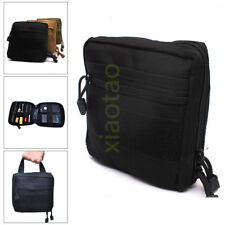 1000D Molle Tactical First Aid Kid Utility Medical Compact Bag Pouch Hunting