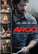 Argo (DVD) BEN AFFLECK BRYAN CRANSTON ALAN ARKIN JOHN GOODMAN NEW SEALED