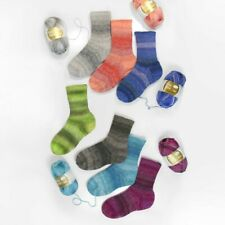 (9,90€/100gr) 50 gr Noble - Sock yarn CASHMERE Merino from Rellana 4 thread