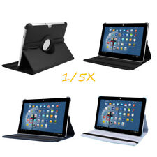 10.1 Rotating PU Leather Case For Samsung Galaxy Tab 2 P5100/P5110/P5113 LOT PP0