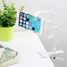 Universal Lazy Bed Desktop Car Stand Mount Holder For Cell Phone Long Arm PP