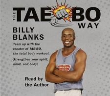 BRAND NEW SEALED THE TAE-BO WAY CD BILLY BLANKS TOTAL BODY SPIRIT MIND WORKOUT