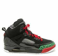Nike JORDAN SPIZIKE BG boys basketball-shoes 317321-026_3.5Y - BLACK/VARSITY RE
