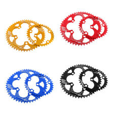 MTB Road Bike Chain Ring Oval Chainring 110BCD Cycling Bicycle Chainring Set