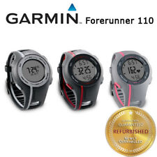 Garmin Forerunner 110 GPS Fitness GPS Sport Watch with Charging Cable Running
