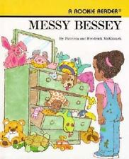 Messy Bessey (Rookie Readers)-ExLibrary