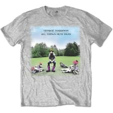 George Harrison Beatles All Things Must Pass Licensed Tee T-Shirt Men