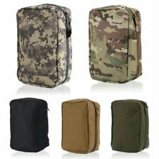 Emergency First Aid Waist Pouch Utility Medical Bag Military Tactical Molle EMT