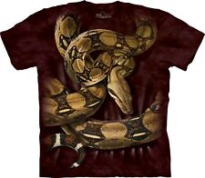 The Mountain Unisex Adult Boa Constrictor Squeeze T Shirt
