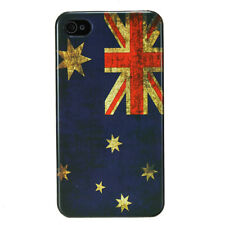 Retro Snap On National Country Flag Hard Skin Case For iPhone 4 4S
