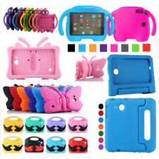 """For Samsung Galaxy 7"""" 8"""" Tab 3 4 A E Tablet Kids Shockproof EVA Foam Case Cover"""