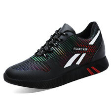 Girls Womens Faux Leather Fashion Sports Basketball Running Shoes Trainer