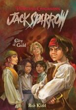 Pirates of the Caribbean: City of Gold - Jack Sparrow #7 (Pirates of-ExLibrary