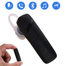 Mini Single Stereo Earphone Suitable for ANY Smartphones with Bluetooth Function