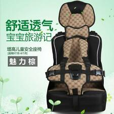 Baby Car Seat, Chair Portable Natural child car safety seat, For 0-12 Years old