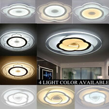 Modern LED Ceiling Down Lights Bedroom Living Room Lamp Wall Mount Fixture New