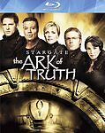 Stargate: The Ark of Truth (Blu-ray Disc, 2008, Widescreen, MGM)