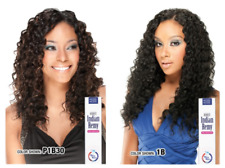 Loose Deep 100% Indian Remy Hair Wet n' Wavy Remist Model Model Perfect 4 Pcs