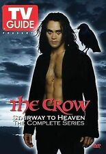 The Crow: Stairway To Heaven - The Complete Series, DVD, Mark Dacascos, Bryce Za