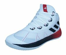 adidas Energy Bounce BB Boys Basketball Sneakers/Shoes, White
