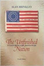 The Unfinished Nation-ExLibrary