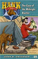 The Case of the Midnight Rustler #19 (Hank the Cowdog)-ExLibrary