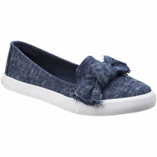 Rocket Dog  Womens/Ladies Clarita Stonewash Slip On Casual Pumps Shoes