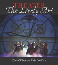 Theatre the lively art books ebay or best offer like new 8th edition the lively art theater the lively art 5e book alone fandeluxe Choice Image