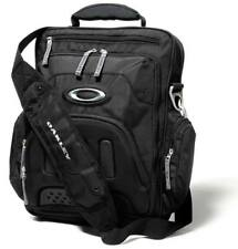 NWT MEN'S OAKLEY MESSENGER VERTICAL BAG 2.0 BACKPACK BLACK 92297-001