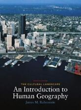 The Cultural Landscape: An Introduction to Human Geography (7th-ExLibrary