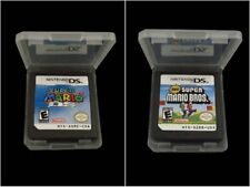 Nintendo SUPER MARIO 64 DS And Super Mario Bros US Version For 3DS NDSI DSI DS