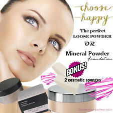 Mary Kay Mineral Powder Foundation +Free 2 cosmetic sponges