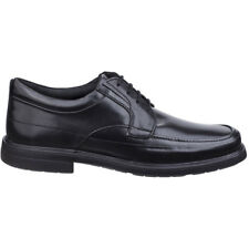 Hush Puppies Mens Prinze Hopper Lace Up Leather Smart Oxford Shoes