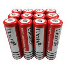 18650 Battery 6800mAh 3.7V Li-ion Rechargeable Batteries For Flashlight Torch