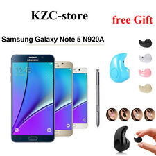 Samsung Galaxy Note 5 N920A 16MP 32GB 4G LTE Unlocked Android Smartphone AT&T