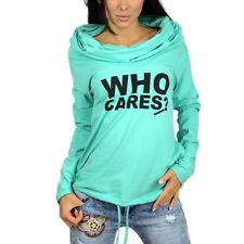 Lovely Hoodies Sweatshirt Women Casual Sweater Long-sleeve Letter Print Pullover