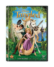 Tangled (DVD, 2011) DISNEY - SHIPS IN 1 BUSINESS DAY WITH TRACKING