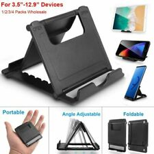 Adjustable Folding Desk Table Stand Holder For Mobile Phone Tablet PC Portable