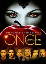 Once Upon a Time: The Complete Third Season 3 Three (DVD, 2014) New and Sealed!