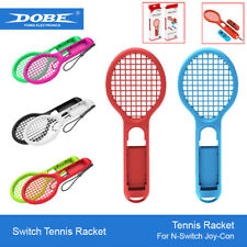 2PCS New Twins Pack Tennis Rackets For Nintendo Switch Mario Aces Play Game