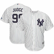 New York Yankees 2018 4th of July Stars and Stripes Jersey Aaron Judge #99 MLB