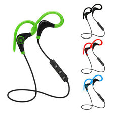 Universal Wireless Bluetooth Sport Stereo Headset Earphones Earbud Headphones CR