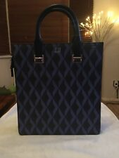 Alfred Dunhill Cadogan Engine Turn Tote Brand New 2018 Design Outstanding