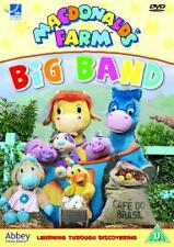 Macdonald's Farm - Big Band (DVD, 2005)new sealed freepost